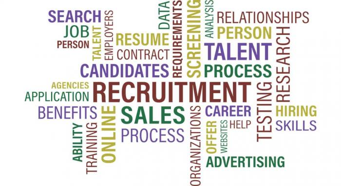 The Recruitment Process - Finding the Best People for the Job