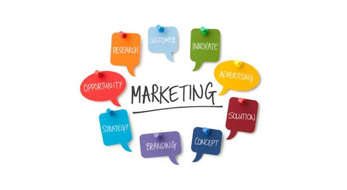 It's hard at present for any business to consider how much marketing to undertake