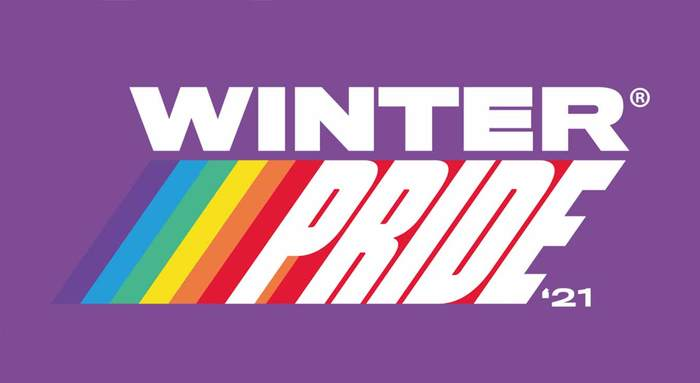 Getting ready for Winter Pride!